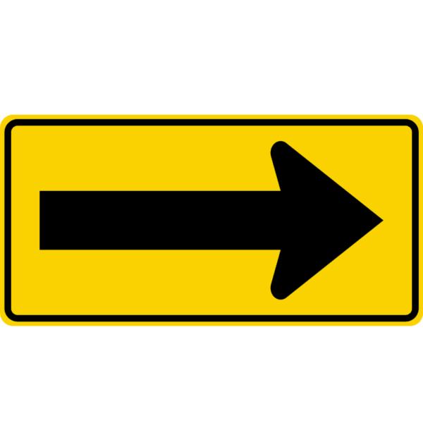 Arrow (W1-6)