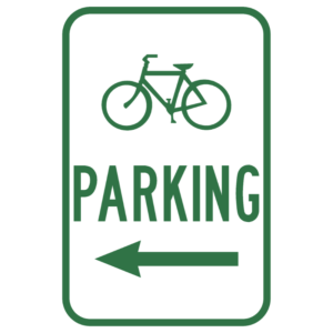 Bicycle Symbol Parking (D4-3)