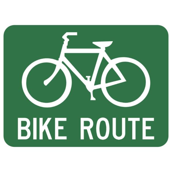 Bike Route (D11-1)
