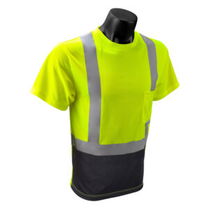Class 2 Short Sleeve Safety T-Shirt