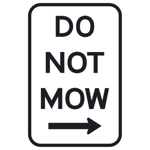 Do Not Mow (R24-H1)