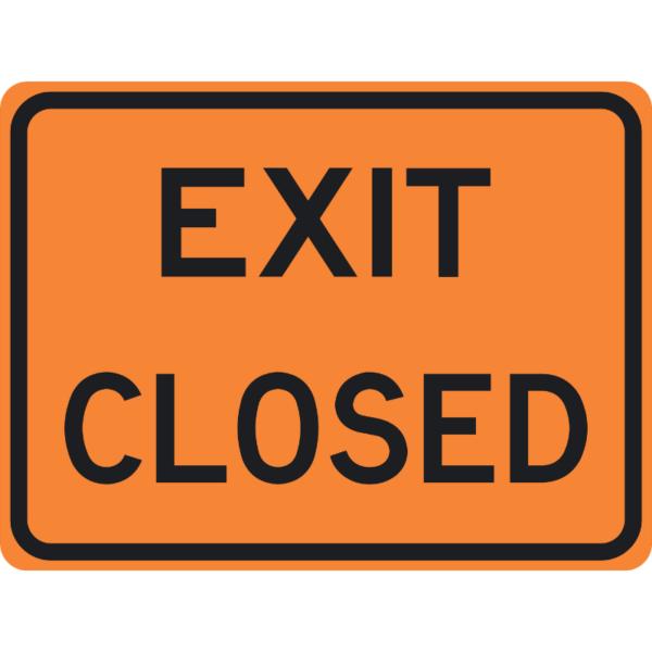 Exit Closed (E5-2a)