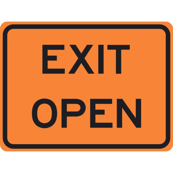 Exit Open (E5-2)