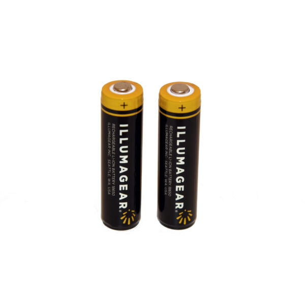 Halo Lithium-Ion Rechargeable Batteries (2-Pack)