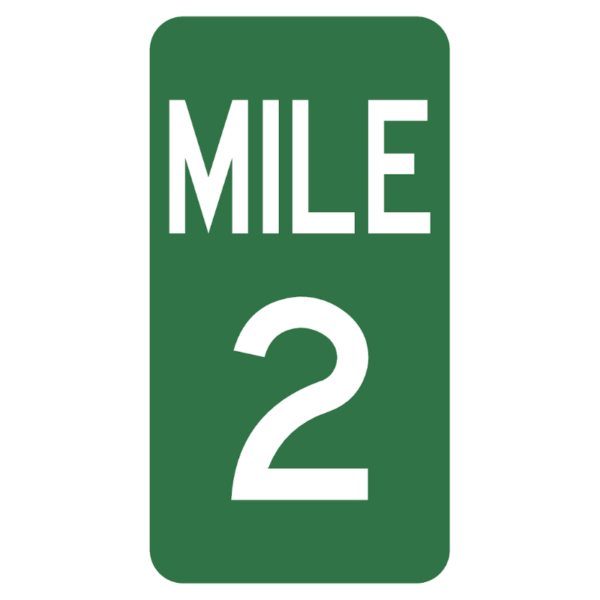Mile Marker (D10-1)