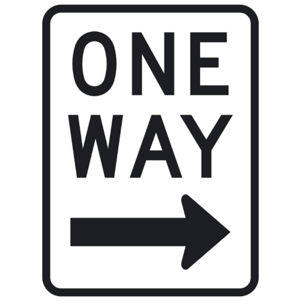One Way, 2R (R6-2R)