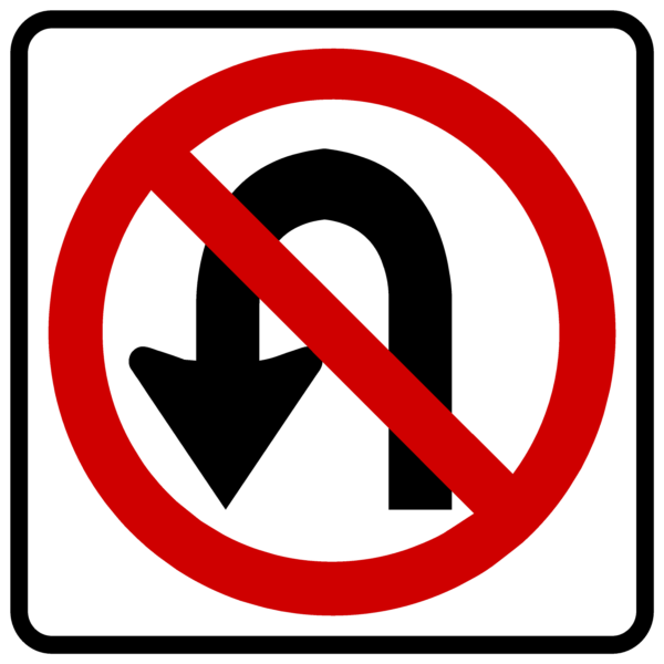 No U-Turn (R3-4)