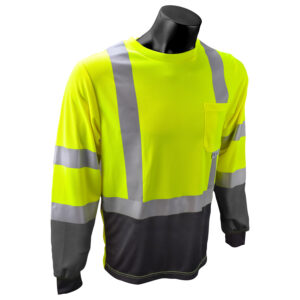 Class 3 Long Sleeve Safety Shirt