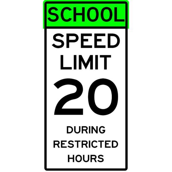 School Speed Limit (S5-H1)