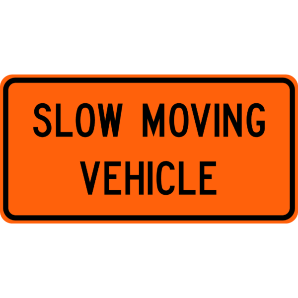 Slow Moving Vehicle (W21-4)