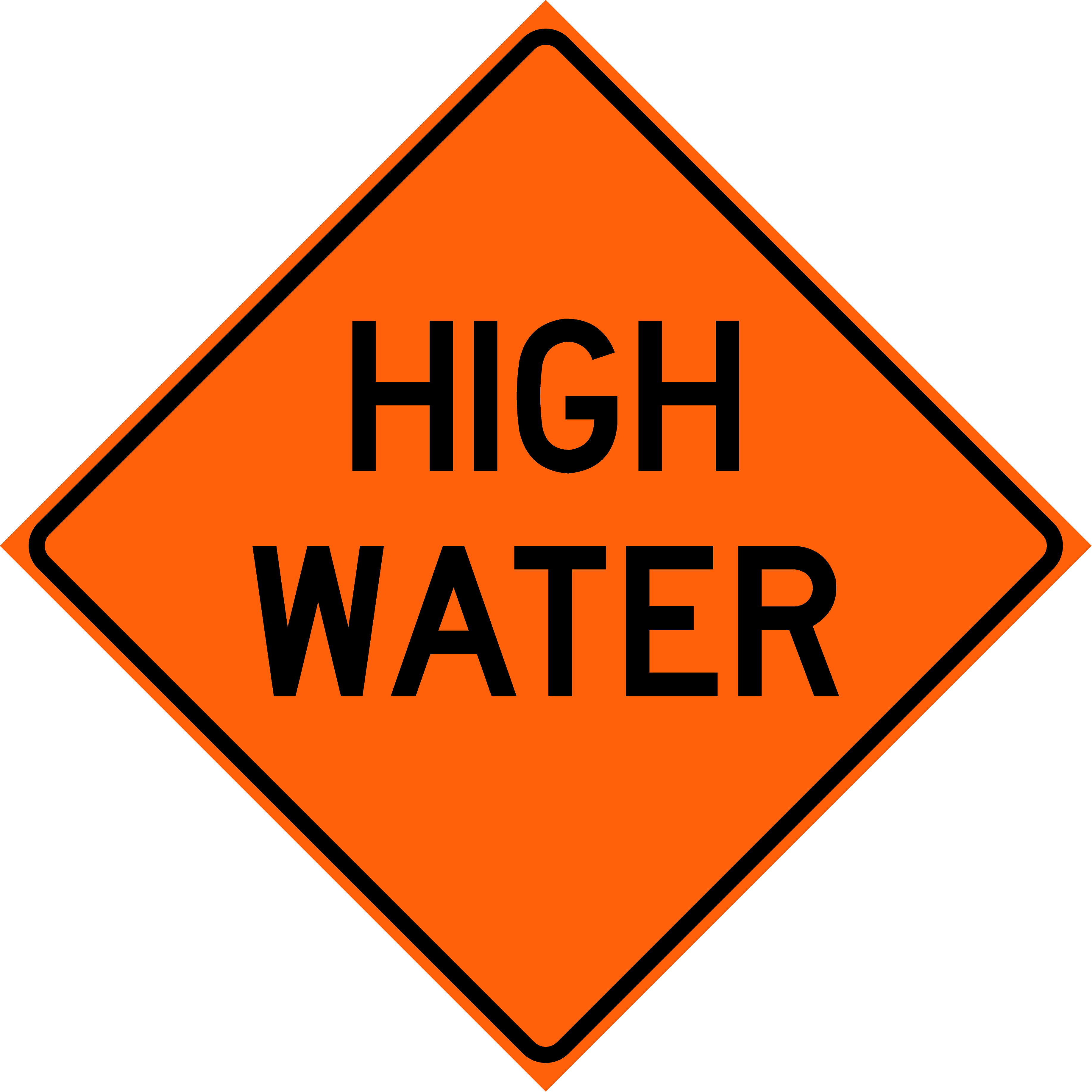 High Water (W8-H18a)